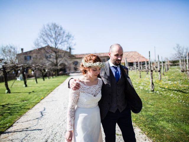 Il matrimonio di Mattia e Marika a Treviso, Treviso 36