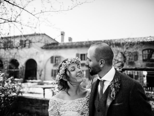 Il matrimonio di Mattia e Marika a Treviso, Treviso 39
