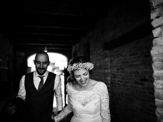 Il matrimonio di Mattia e Marika a Treviso, Treviso 41