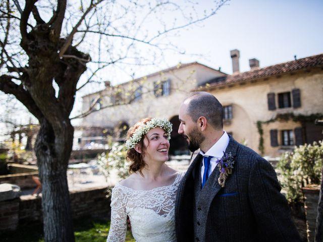 Il matrimonio di Mattia e Marika a Treviso, Treviso 42