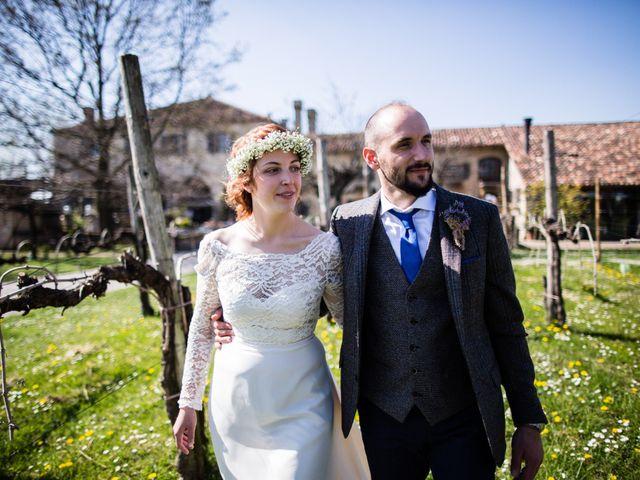 Il matrimonio di Mattia e Marika a Treviso, Treviso 44