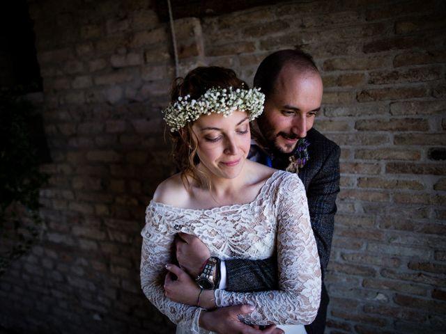 Il matrimonio di Mattia e Marika a Treviso, Treviso 45