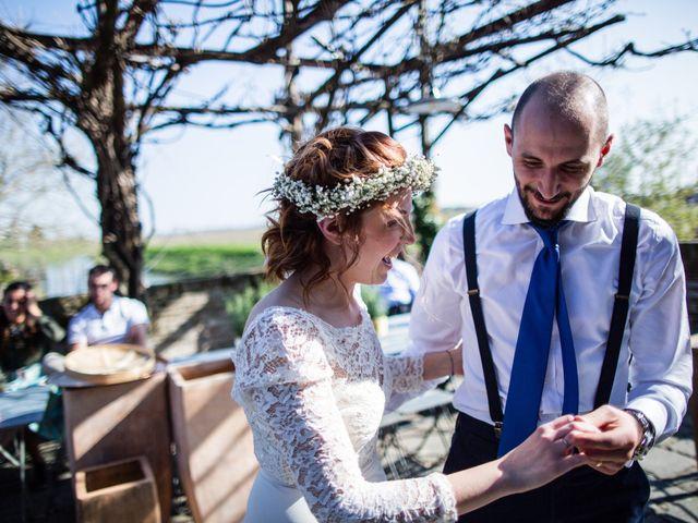 Il matrimonio di Mattia e Marika a Treviso, Treviso 47