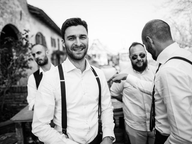 Il matrimonio di Mattia e Marika a Treviso, Treviso 52