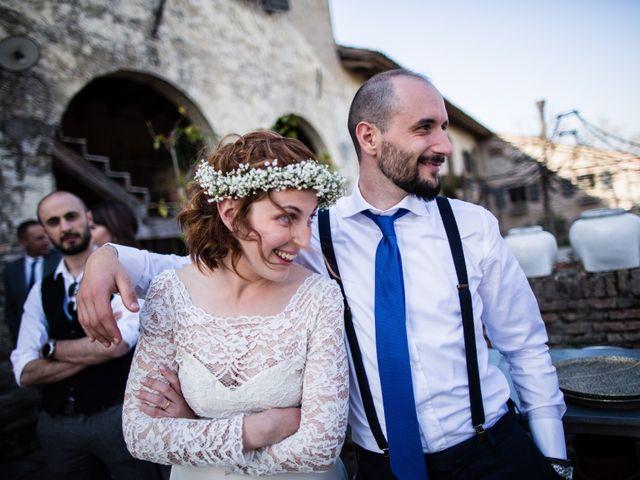 Il matrimonio di Mattia e Marika a Treviso, Treviso 53