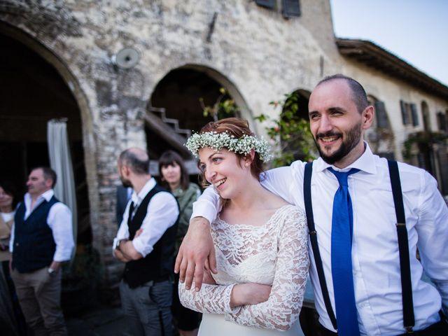 Il matrimonio di Mattia e Marika a Treviso, Treviso 54