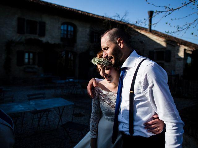 Il matrimonio di Mattia e Marika a Treviso, Treviso 55