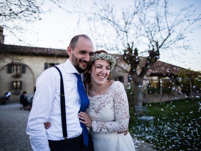 Il matrimonio di Mattia e Marika a Treviso, Treviso 59