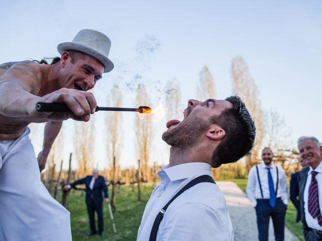 Il matrimonio di Mattia e Marika a Treviso, Treviso 61