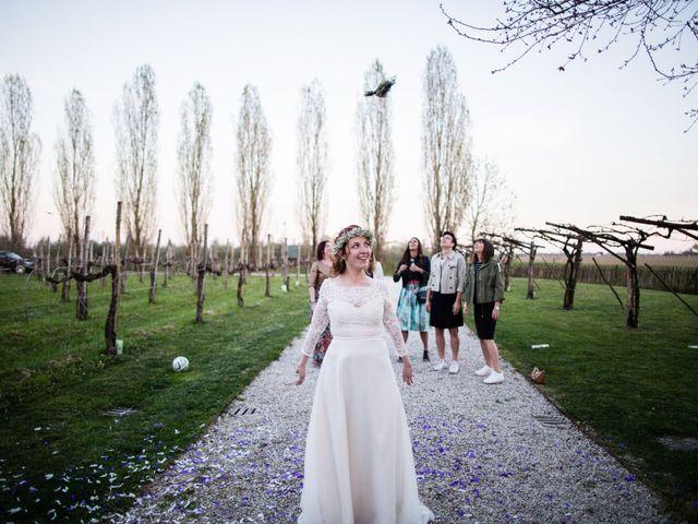Il matrimonio di Mattia e Marika a Treviso, Treviso 62