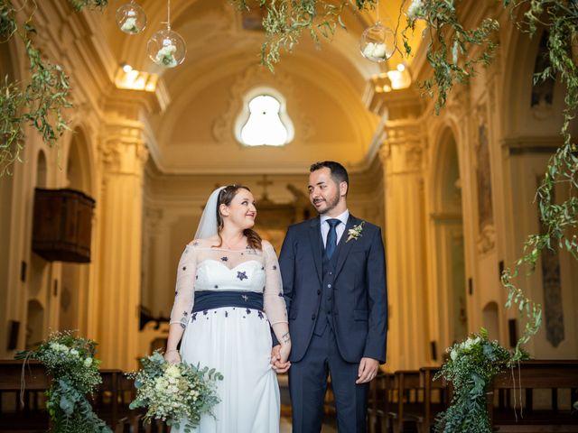 Le nozze di Angelo e Michela
