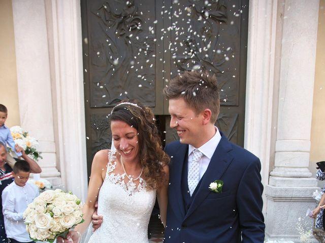 Il matrimonio di Stefano e Sara a Castelli Calepio, Bergamo 11