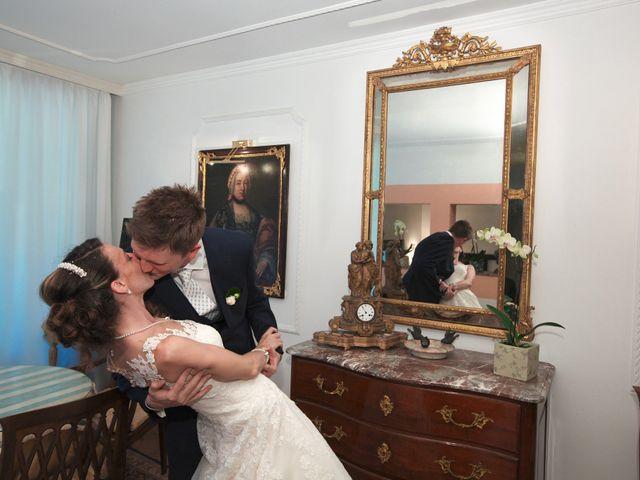Il matrimonio di Stefano e Sara a Castelli Calepio, Bergamo 17