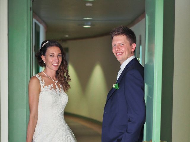 Il matrimonio di Stefano e Sara a Castelli Calepio, Bergamo 18