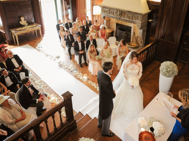 Il matrimonio di Mitch e Beatrice a Stresa, Verbania 16