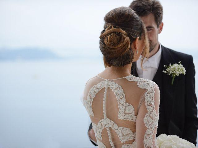 Il matrimonio di Mitch e Beatrice a Stresa, Verbania 1