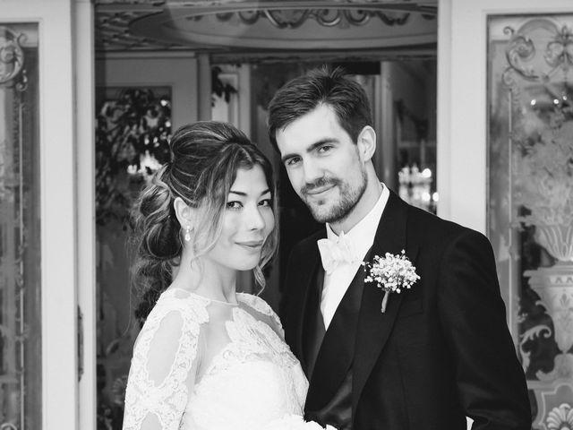 Il matrimonio di Mitch e Beatrice a Stresa, Verbania 28