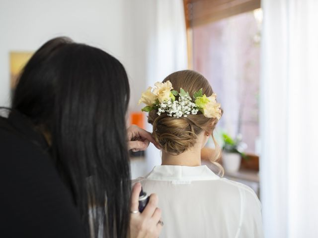 Il matrimonio di Tommaso e Elisabetta a Angera, Varese 8