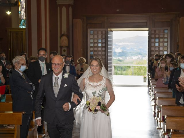 Il matrimonio di Tommaso e Elisabetta a Angera, Varese 18