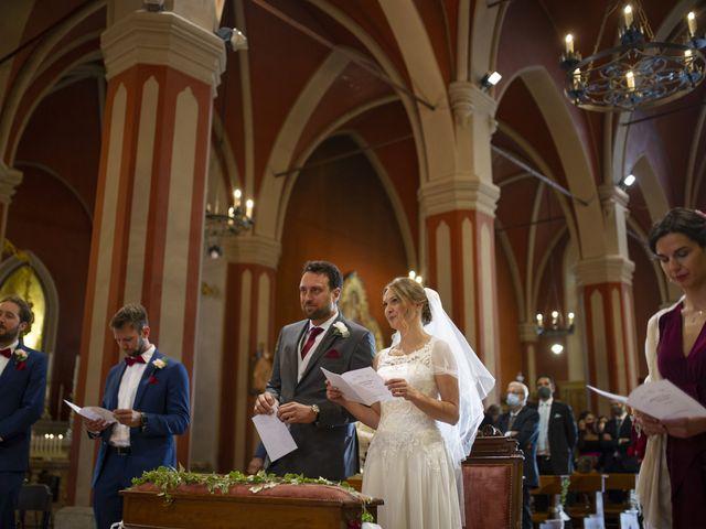 Il matrimonio di Tommaso e Elisabetta a Angera, Varese 19