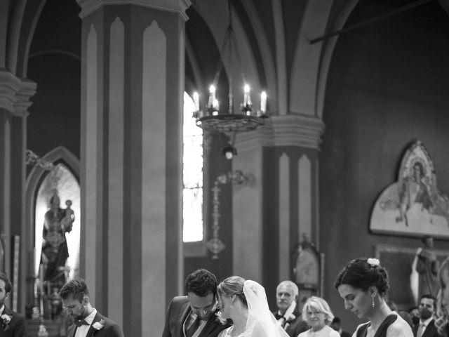 Il matrimonio di Tommaso e Elisabetta a Angera, Varese 20