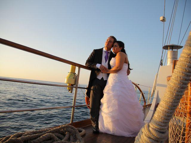 Le nozze di Kristy e Mark
