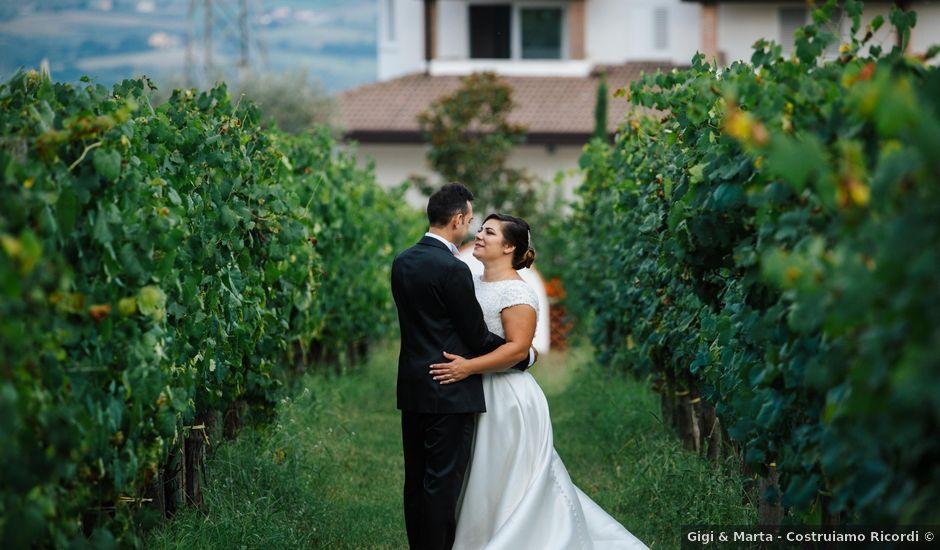 Il matrimonio di Giuseppe e Gemma a Moiano, Benevento