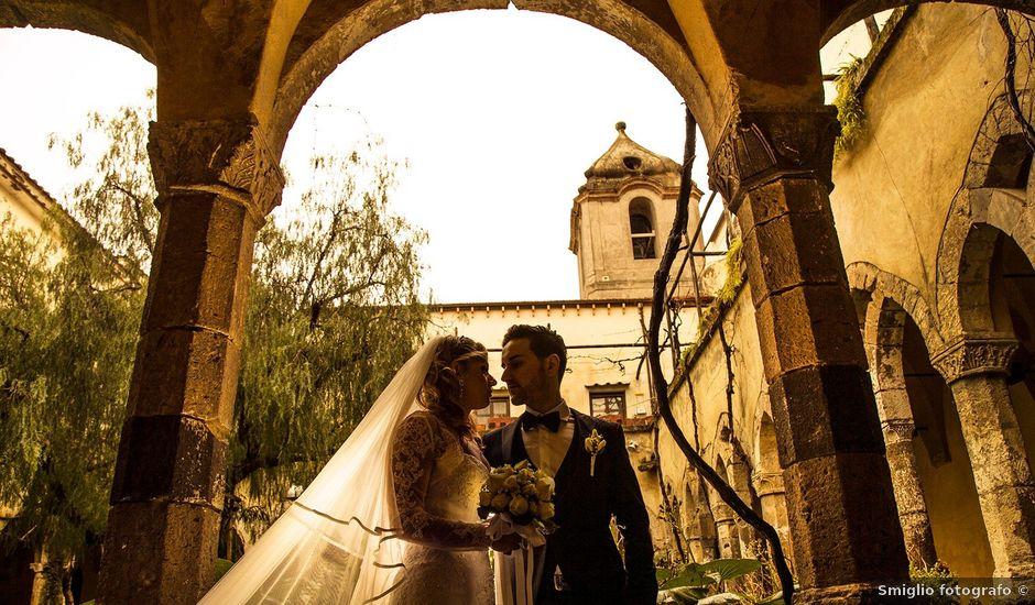 Il matrimonio di Federico e Giovanna a Sorrento, Napoli