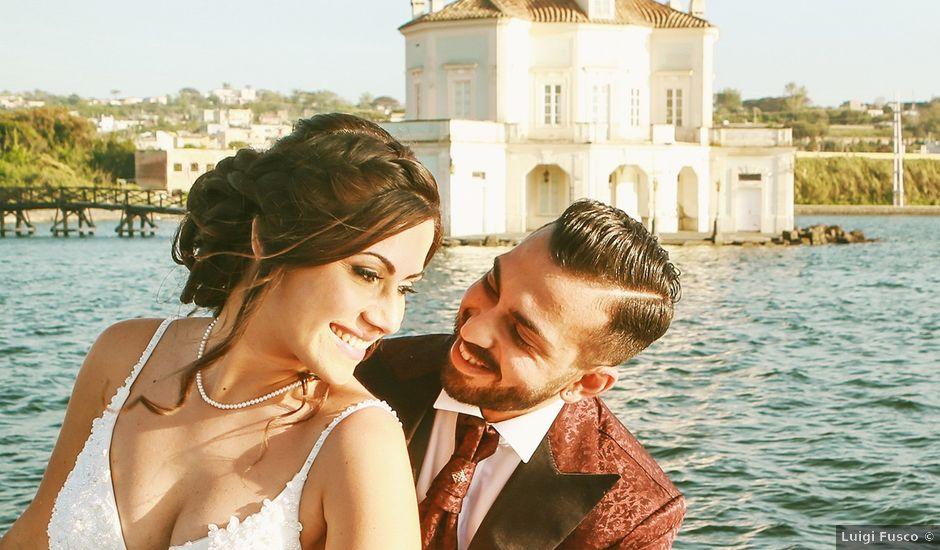 Il matrimonio di Antonio e Giusy a Casal di Principe, Caserta