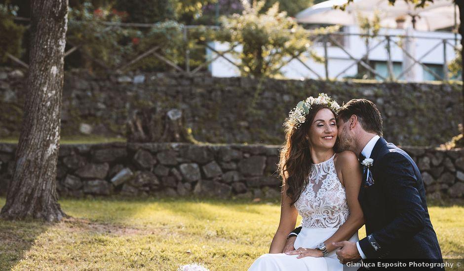 Il matrimonio di Valerio e Serap a Salerno, Salerno