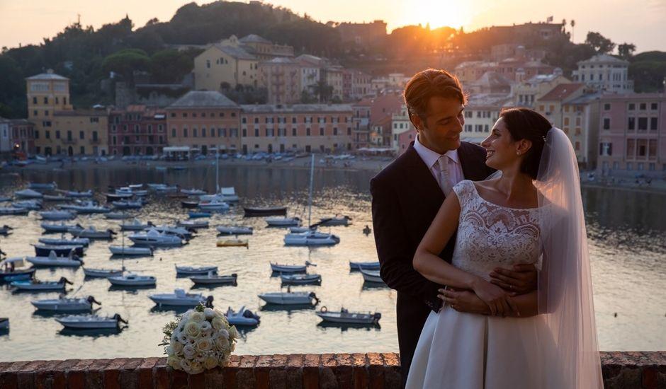 Il matrimonio di Juan e Ilaria a Sestri Levante, Genova