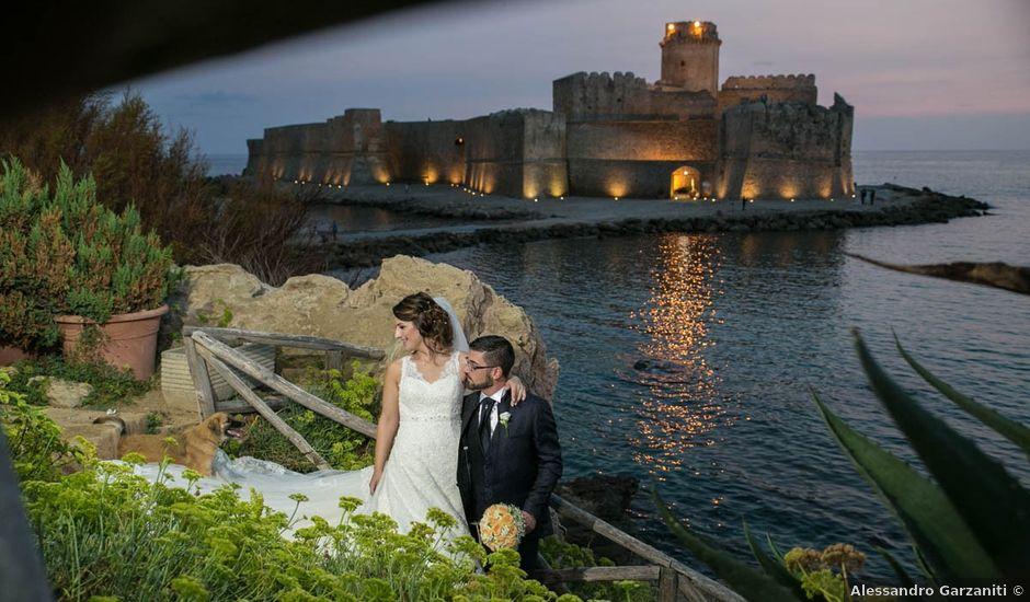 Il matrimonio di Francesco e Concetta a Crotone, Crotone