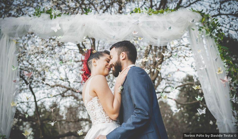 Il matrimonio di Andrea e Selene a Mathi, Torino