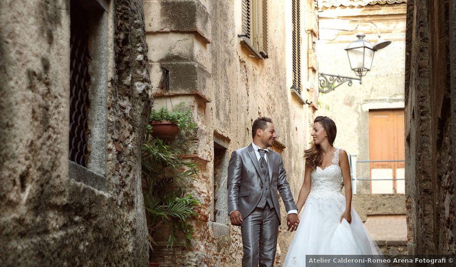 Il matrimonio di Vittorio e Veronica a Satriano, Catanzaro