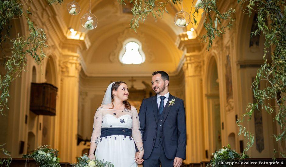 Il matrimonio di Michela e Angelo a Altomonte, Cosenza
