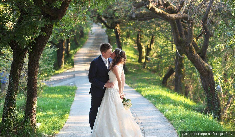 Il matrimonio di Stefano e Sara a Castelli Calepio, Bergamo