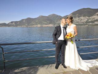 Le nozze di Nicola e Stefania