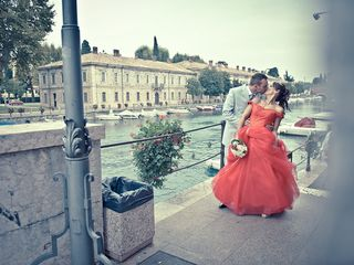 Le nozze di Mario e Katy