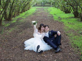 Le nozze di Paolo e Erica