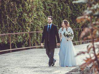 Le nozze di Domenico e Myriam 1
