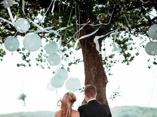 Il matrimonio di Lauren e Mark a Siena, Siena 9