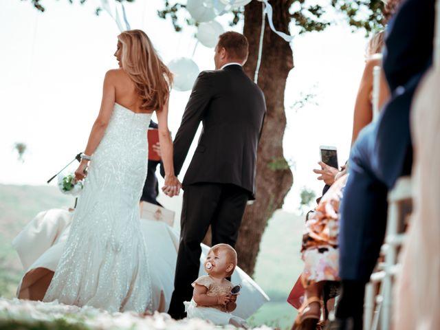 Il matrimonio di Lauren e Mark a Siena, Siena 12