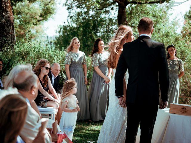 Il matrimonio di Lauren e Mark a Siena, Siena 13