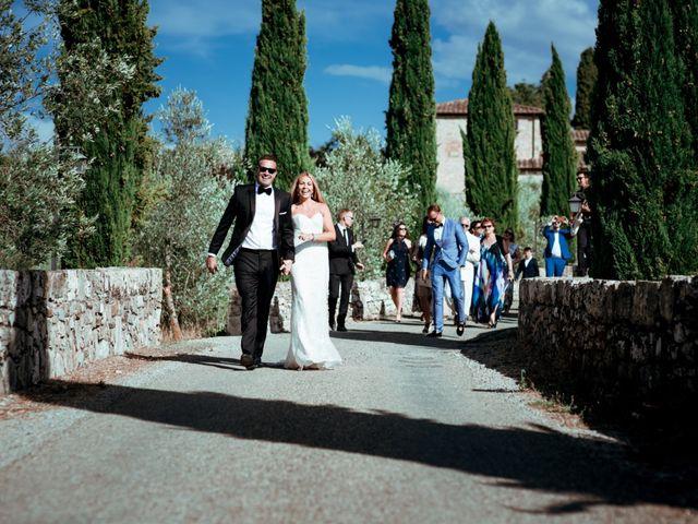 Il matrimonio di Lauren e Mark a Siena, Siena 18
