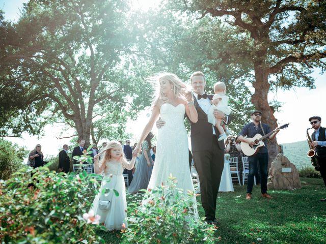 Il matrimonio di Lauren e Mark a Siena, Siena 34