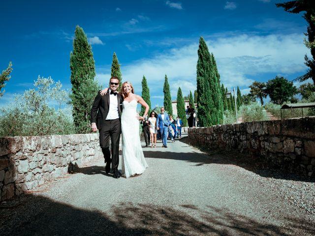 Il matrimonio di Lauren e Mark a Siena, Siena 36