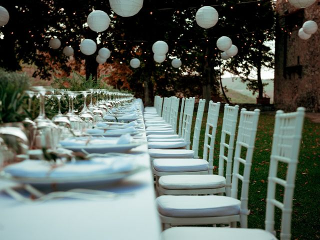 Il matrimonio di Lauren e Mark a Siena, Siena 38