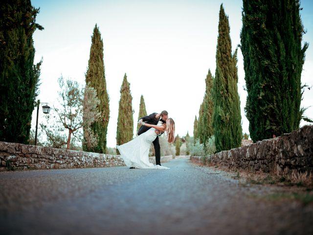Il matrimonio di Lauren e Mark a Siena, Siena 2