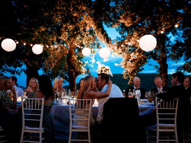 Il matrimonio di Lauren e Mark a Siena, Siena 43