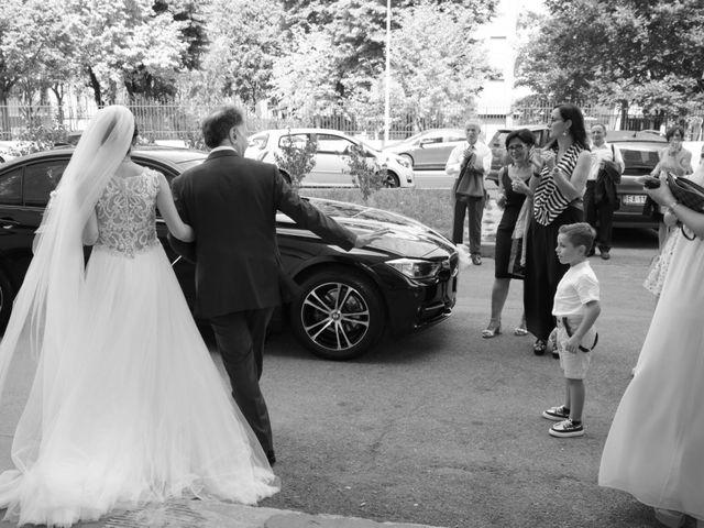 Il matrimonio di Mattia e Melissa a Milano, Milano 12